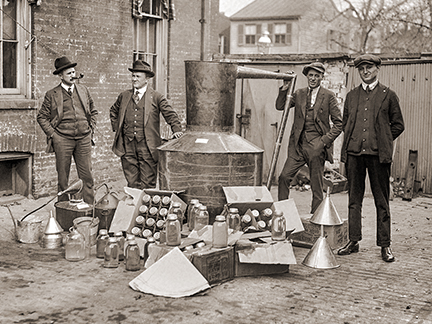 Prohibition Still